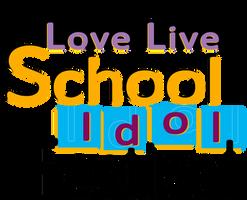 [Logo] Love Live School Idol Festival x AFV by Nintato