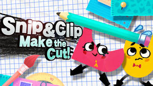 [Splash Card] Snip and Clip Make the Cut! by Nintato