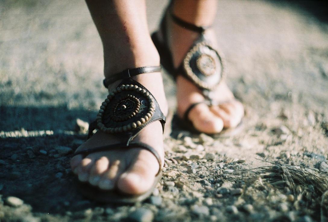 Hercules sandals by Kakyc