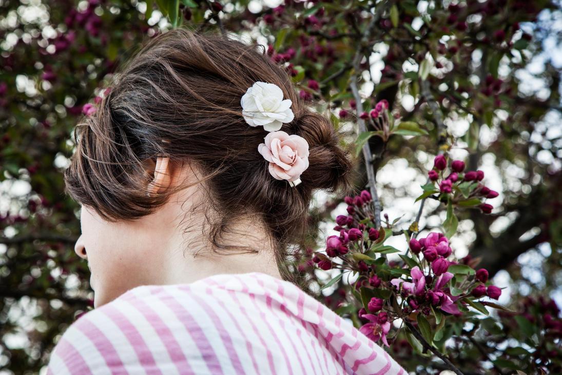 Apple Tree Blossom #5 by Kakyc