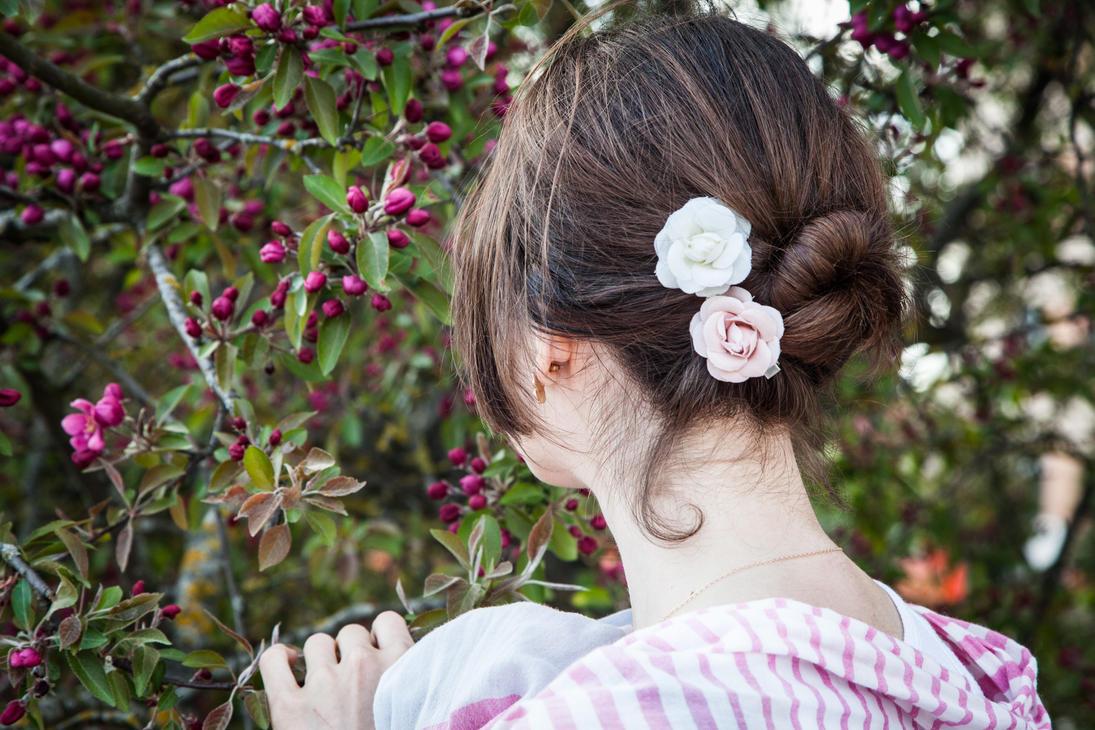 Apple Tree Blossom #6 by Kakyc