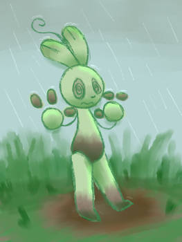 Art Fight 2017 - Sprout