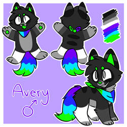 Avery Reference Sheet 2018