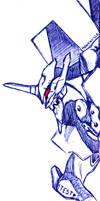 Eva01 sketch by SLB81