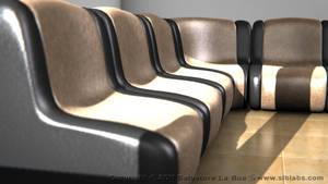 Modular Sofa I by SLB81