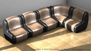 Modular Sofa II by SLB81