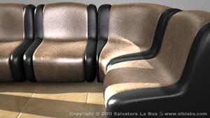 Modular Sofa III by SLB81