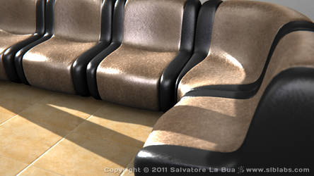Modular Sofa IV by SLB81