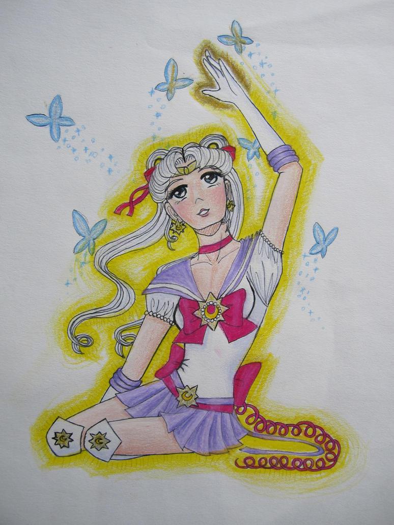 Sailor Mithras by GentleOceanMichuru