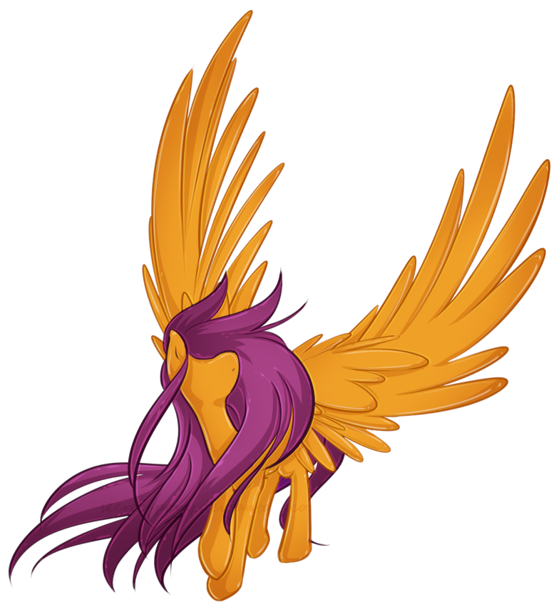 Scootaloo by secret-pony