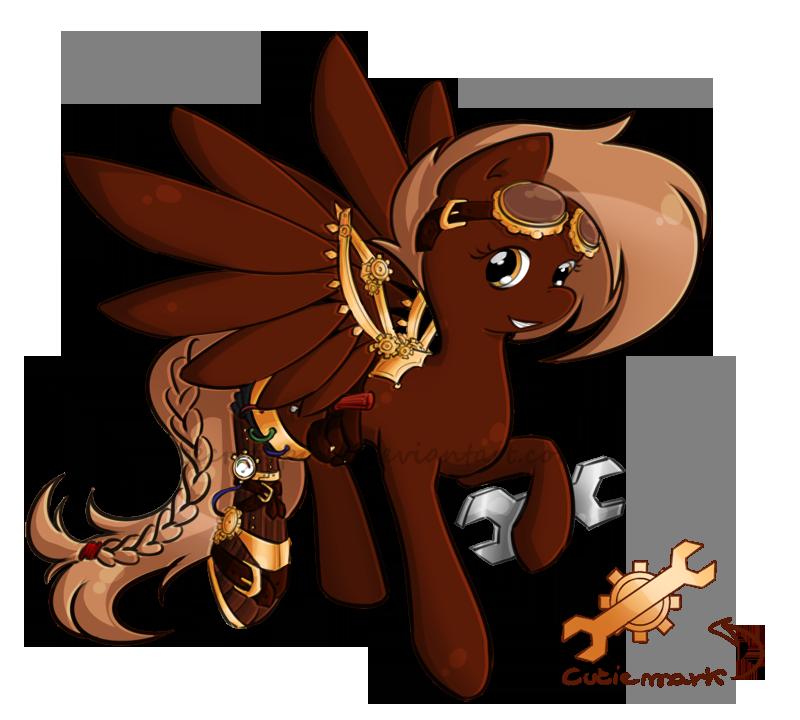 OC-ish thing... pony... i guess by secret-pony