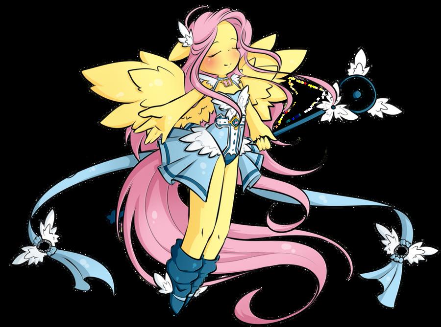 Goddess of Kindness by secret-pony