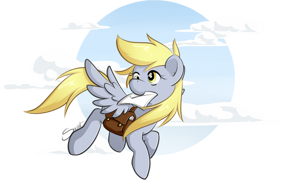 You've got mail pt1 by secret-pony