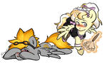 Comm: Everlight and Sprinkles