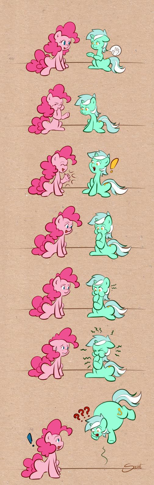 [spoiler]Just blow on it by secret-pony