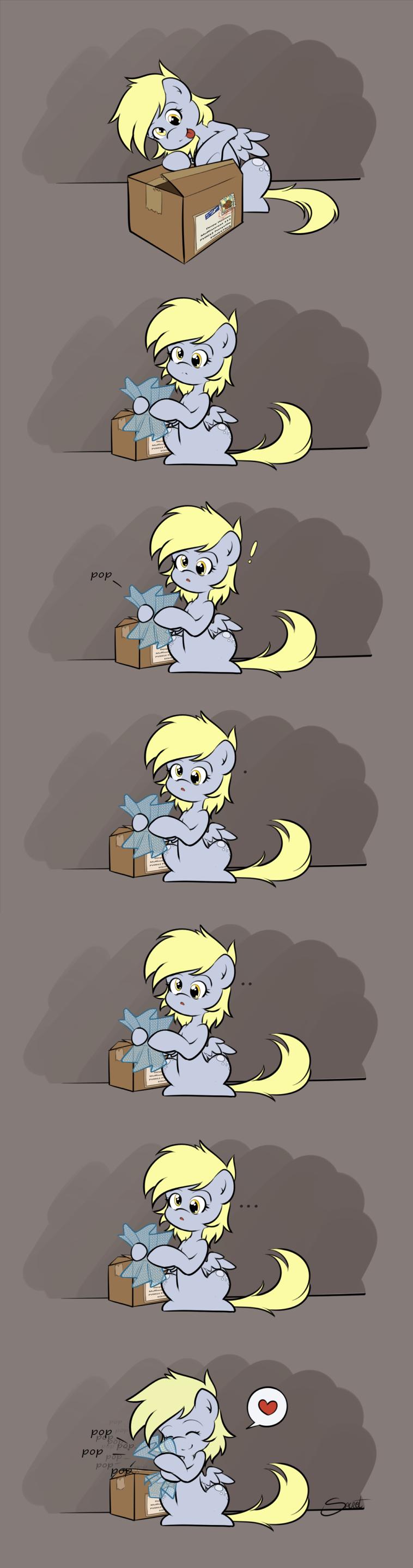 Bubblewrap by secret-pony