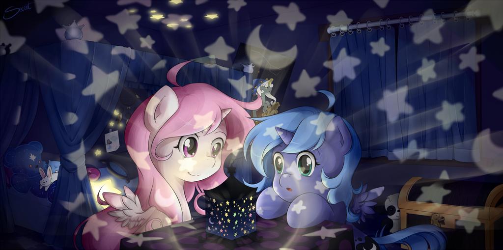 Night Light by secret-pony