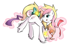 Moonlight by secret-pony