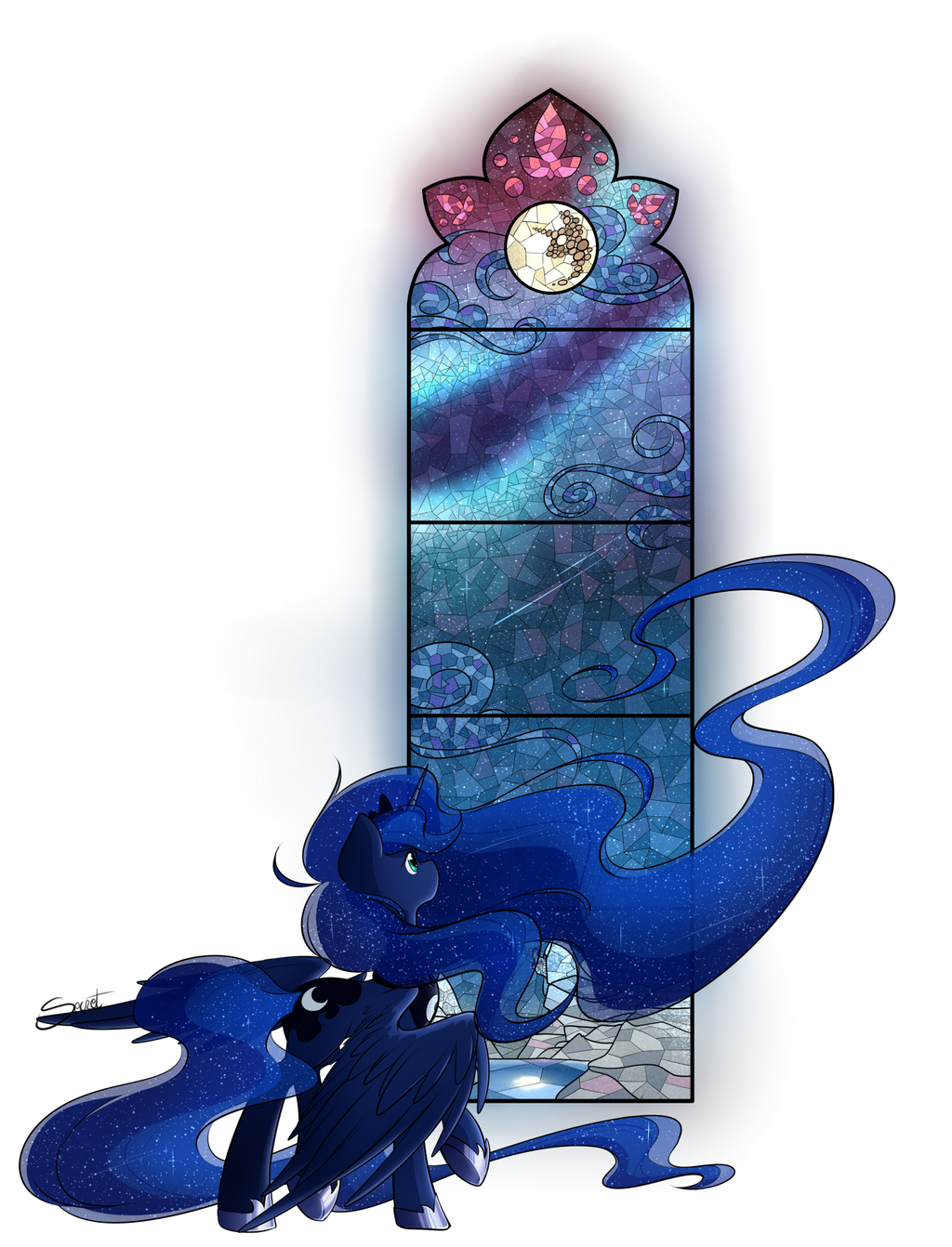 Fragmented Dreams by secret-pony