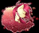 Roseluck by secret-pony