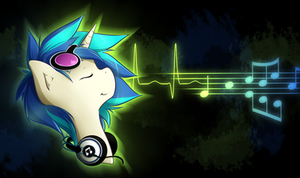 Music is life by secret-pony
