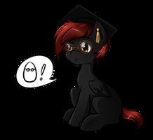 Egghead by secret-pony