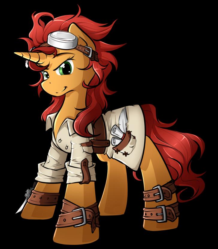 EmbeRose by secret-pony