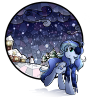 Night Whispers by secret-pony