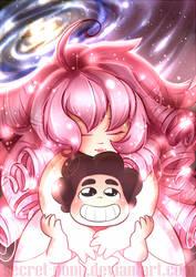 SU: My little star by secret-pony