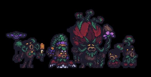 The Deku Tribe