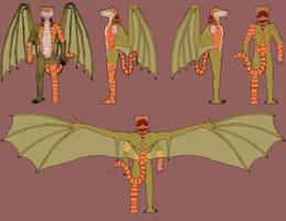 Dragon Tiger Viper Reference Sheet