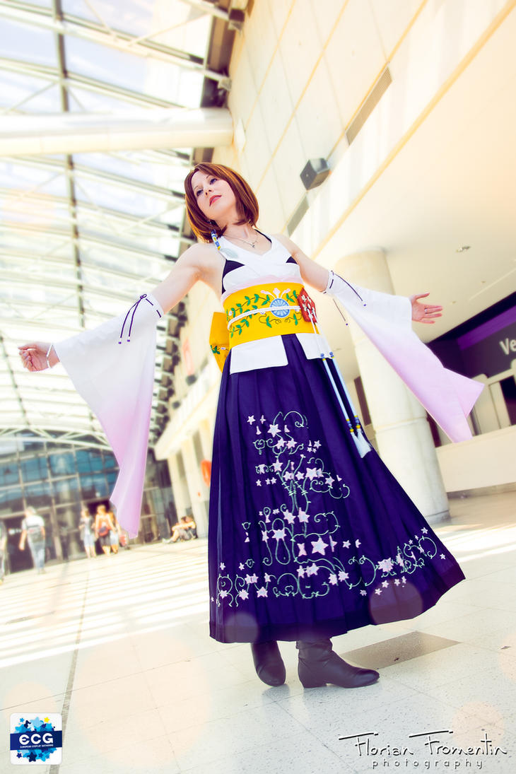 Yuna again by Kairi-Heartless
