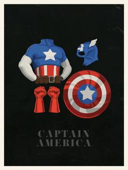 Captain America COS
