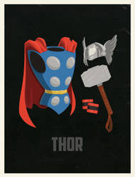 Thor COS by two-pixels