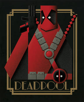 Deadpool deco