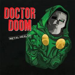 METAL HEALTH: Doctor Doom by two-pixels