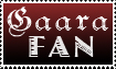 Gaara Stamp. by MistressDead