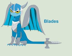 Skylanders Blades