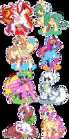 Pony Batch 4