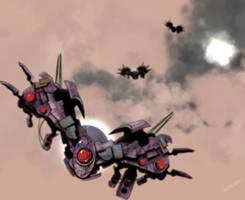Final Flight by Seothen