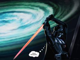 Darth Vader by Seothen
