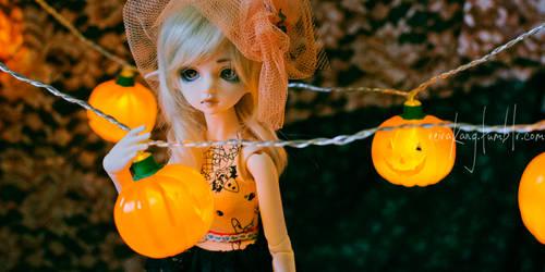 Her Royal Pumpkiness by reirakang