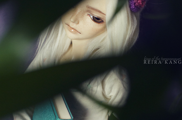 Daydreaming by reirakang