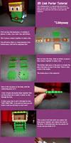 3D Link Perler Tutorial