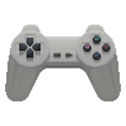 PSX Controller in the Pixels