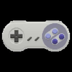 Snes Controller in the Pixels