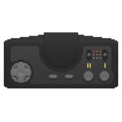 TG16 Controller in the Pixels