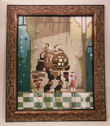 Bioshock in the Pixels