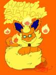 Happy Birthday Xyvier!