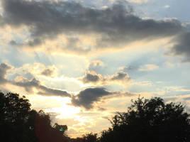 Beautiful sunset (Stock)